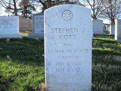 Maj Stephen Jay Kott
