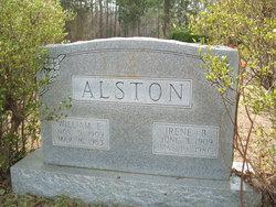 Irene B Alston