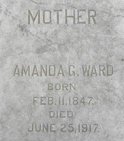 Amanda G. <I>Helms</I> Ward