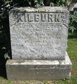 Mary Geneva <I>Preston</I> Kilburn