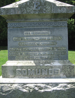 "Catherine F. ""Kate"" <I>Palmer</I> Edmunds"