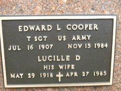 Edward L Cooper