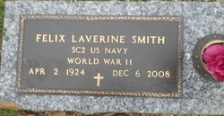 "Felix Laverne ""Smitty"" Smith, Sr"