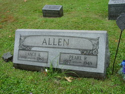 Pearl R. <I>Westover</I> Allen