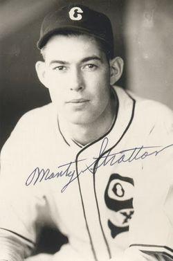 """Monty Franklin Pierce """"Gander"""" Stratton"""