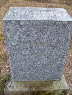 James Mushett