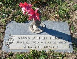 Anna <I>Alten</I> Ferris