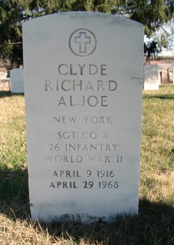 Clyde Richard Aljoe