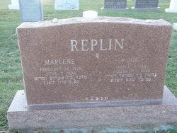 Joe Gershon Replin