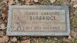 Grace Christine Burbridge