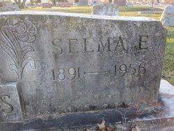 Selma E. <I>Edwards</I> Mounts