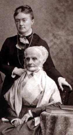 Anna Coffin <I>Davis</I> Hallowell