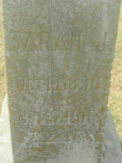 Sarah Jane <I>Eckhart</I> Case