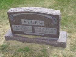 Ida Florence <I>Jones</I> Allen