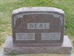 John Martin Deal