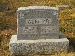 Alice Emma <I>Spaulding</I> Alford