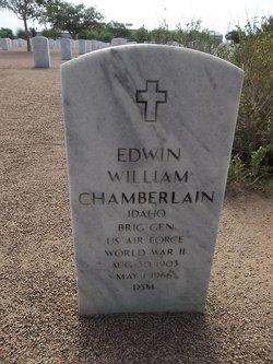 BG Edwin William Chamberlain