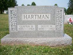 Bessie Mae <I>Klinger</I> Hartman