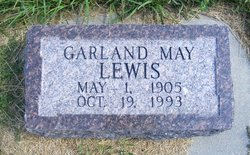 Garland May <I>Everts</I> Lewis