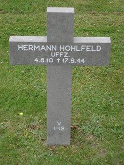 Hermann Hohlfeld