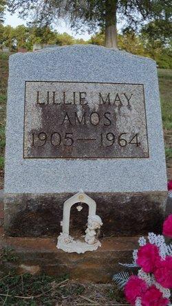 Lillie May <I>Athey</I> Amos