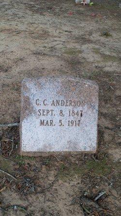 C C Anderson