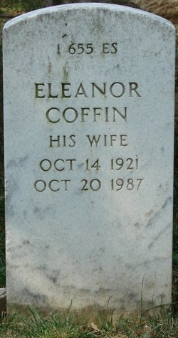 Eleanor <I>Coffin</I> Anthony
