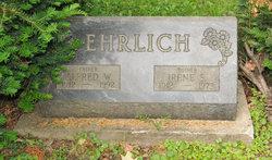 Irene E. <I>Parker</I> Ehrlich