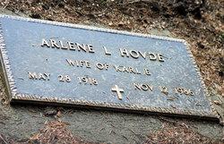 Arlene Leona <I>Aas</I> Hovde