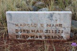 Harold E. Mabe