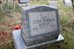 """John Herman """"Jack"""" Moran"""