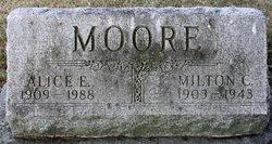 Alice E <I>Kemp</I> Moore