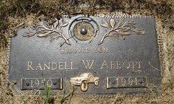 Randell W Abbott