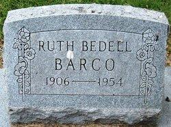 Ruth Glorietta <I>Bedell</I> Barco