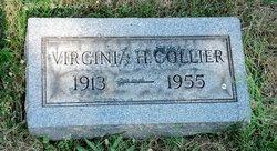 Virginia <I>Hohman</I> Collier