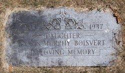 Doris <I>Murphy</I> Boisvert