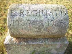 E. Reginald Bond
