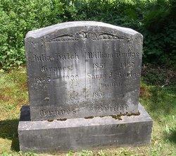 Julia <I>Hatch</I> Graves