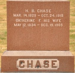 "Catherine Foster ""Kate"" <I>Hannaford</I> Chase"