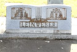 Martha <I>Poerner</I> Leinweber