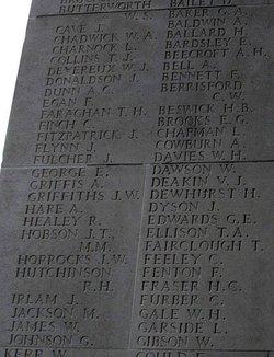 Corporal George Edward Edwards