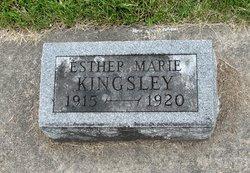 Esther Marie Kingsley