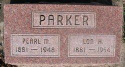 Pearl May <I>Wade</I> Parker