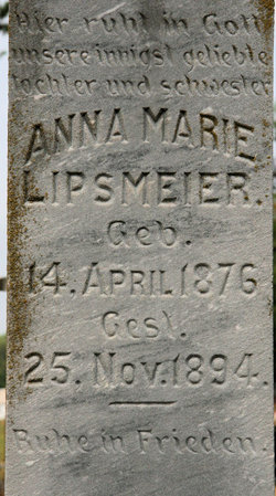 Anna Marie Lipsmeier