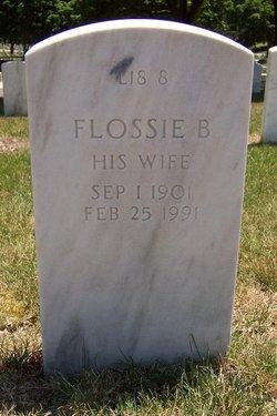 Flossie B Dennis
