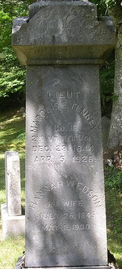 Lieut Marquis E. Tenney