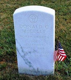"Sgt Donald Carroll ""Don"" McCully"
