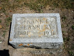 Frank F Flannery