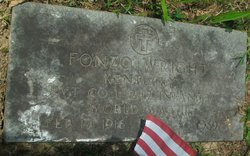 Pvt Fonzo Wright