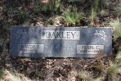 Maude E. Oakley